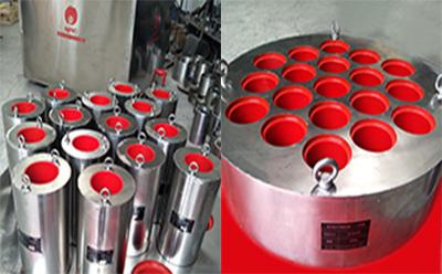 polyurethane products for nuclear wastes shielder.jpg