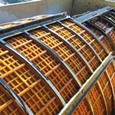 002 Polyurethane Vibrating Screen Wire Mesh Abrasion Resistant For Mining Mineral Processing high industry tech.jpg