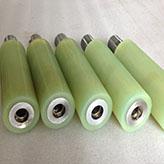 printing urethane-Rubber-Coated-Conveyor-Roller-Polyurethane-Roller-Cover -1.jpg